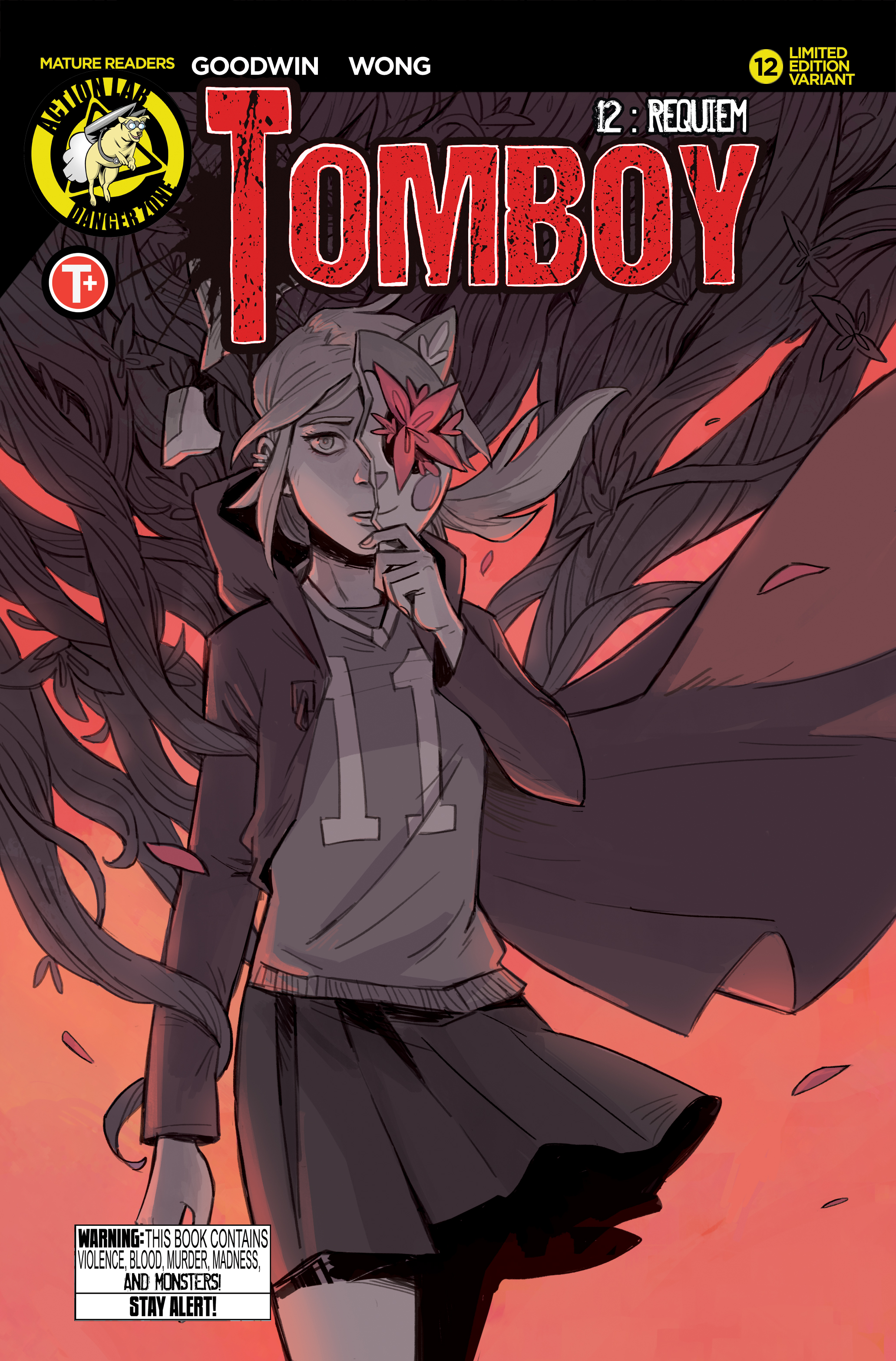 Preview: Tomboy #12