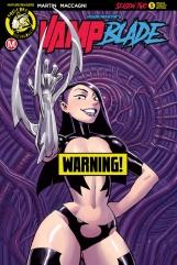 Vampblade Season 2 #5 Cover B