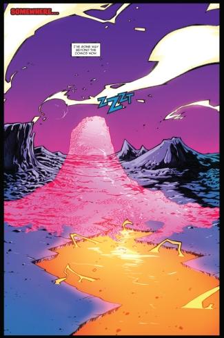 Vampblade Season 2 #5 Page 1
