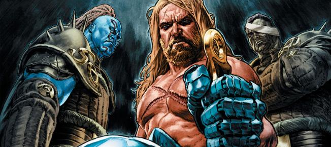 Review: X-O Manowar #5